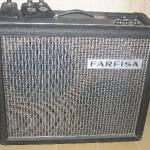 Tr 70 Os (prima versione) amplificatore Farfisa