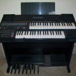 Ts 600 organo elettronico Farfisa