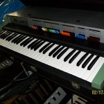 Vip 200 organo elettronico Farfisa