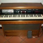 Vip 202 cr organo elettronico Farfisa