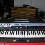 Vip 205 r organo elettronico Farfisa