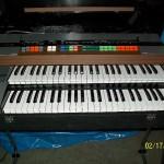 Vip 233 organo elettronico Farfisa