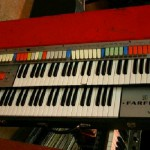Vip 255 organo elettronico Farfisa