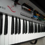 Vip 345 organo elettronico Farfisa