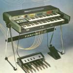 Vip 600 organo elettronico Farfisa