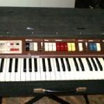 Vip 61 organo elettronico Farfisa