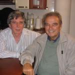 Claudio con Terzino Ilari