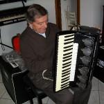 Gervasio a casa di Claudio Capponi 5 Novembre 2009