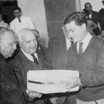 Gervasio al compleanno del professor Pizzuto (1960)