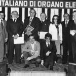 Gervasio al quinto trofeo italiano di organo elettronico