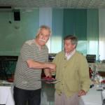 Gervasio con Adrio Paoletti