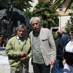 Gervasio con Adrio Paoletti e Angela Ricciardi