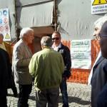Gervasio con Adrio Paoletti e Marco Saracini