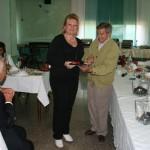 Gervasio con Alessandra Balducci
