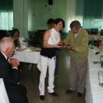 Gervasio con Angela Ricciardi