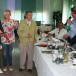Gervasio con Antonietta Bonfiglio