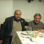 Gervasio con Antonio Cavallo