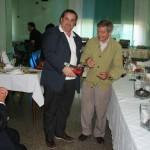 Gervasio con Danilo Donzelli