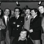 Gervasio con dirigenti Farfisa