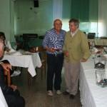 Gervasio con Giancarlo Francenella