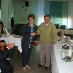 Gervasio con Giuliana Zanirato