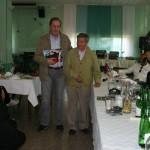 Gervasio con Giuseppe Massini