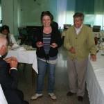Gervasio con Giuseppina Del Gatto