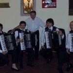 Gervasio con il Quartetto Mantice Ascoli Piceno (13 Agosto 2012)