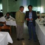 Gervasio con Jerry Butera