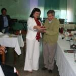 Gervasio con Luisa Vignoni