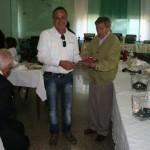Gervasio con Marco Saracini