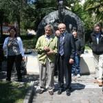 Gervasio con Mauro Zepponi e gli ospiti