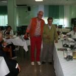 Gervasio con Peter Schreiber