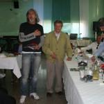 Gervasio con Riccardo Burattini