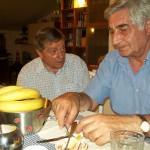 Gervasio con Sandro Strologo (4 Settembre 2010