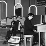 Gervasio con Santi Latora (1967)