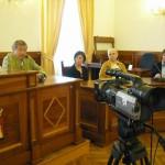 Gervasio con Tania Belvederesi Vincenzo Canali e Claudio Capponi