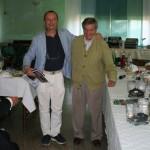Gervasio con Francesco Castagna
