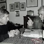 Gervasio con Mario Antonelli (2012)