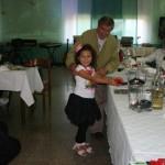 Gervasio con Marisol Monteiro