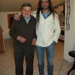 Gervasio con Roberto Capponi