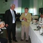 gervasio con  Sandro Strologo