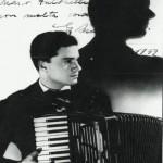 Gervasio foto con dedica a Mario Antonelli (1959)