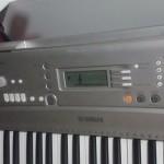 Vendo tastiera con dinamica Yamaha E 303