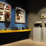 Sala prima: Componenti e attrezzi per la lavorazione delle fisarmoniche