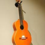 Sala quarta: Chitarra classica Mozzani modello A