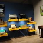 Sala quarta: Giradischi Fisarmoniche elettroniche ed il Pianorgan