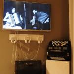 Sala quarta: La prestigiosa fisarmonica Syntaccordion progettata musicalmente da Gervasio Marcosignori con relativo monitor