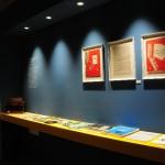 Sala quarta: Spazio riservato a Gervasio Marcosignori Oscar mondiale della fisarmonica concertista e dimostratore Farfisa