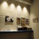 Sala sesta: Spazio riservato a Paolo Settimio Soprani fondatore della Farfisa